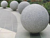 花岗岩范围 免版税图库摄影