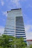 花旗集团塔是一个现代大厦 免版税库存图片