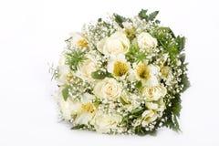 花束婚礼 免版税图库摄影
