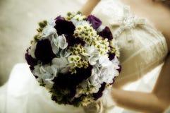 花束婚礼 图库摄影