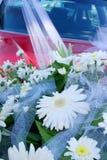 花束新娘零件 免版税库存照片