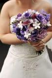 花束新娘s 库存照片