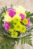 花束明亮的花照片向量 图库摄影