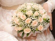 花束玫瑰 免版税库存照片