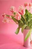 花束粉红色 库存照片