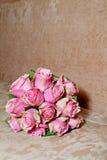 花束粉红色 免版税库存照片