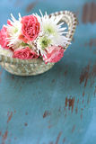 花束花卉妈咪玫瑰 图库摄影