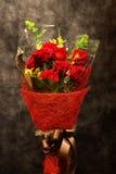 花束,五颜六色的春天花 免版税库存图片