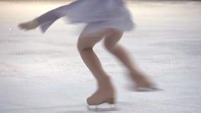 花样滑冰的元素 影视素材