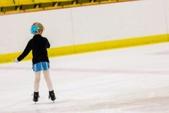 花样滑冰 免版税库存照片