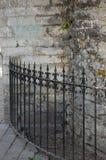 花格老墙壁 免版税库存照片
