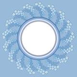 花框架6 库存例证