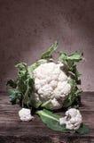 花椰菜圆白菜 库存照片