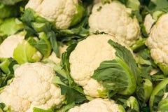 花椰菜市场 库存图片