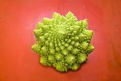 花椰菜Romanesco 图库摄影