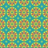花瓣样式 免版税库存照片