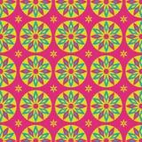 花瓣样式 图库摄影