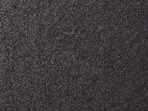 紫花罗勒播种背景,蓬蒿种子纹理 库存图片