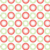 花花卉盖子瓦片织品样式背景传染媒介例证设计摘要墙纸 免版税库存照片