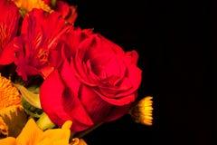 花花束 库存照片