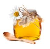 花蜂蜜 图库摄影