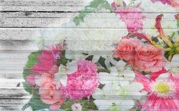 花装饰 库存图片