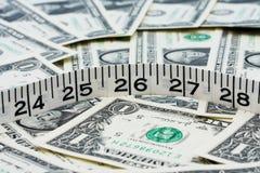花费损失重量 免版税库存图片