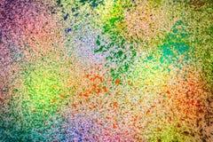花里胡哨的五颜六色的背景作为模板 免版税库存照片