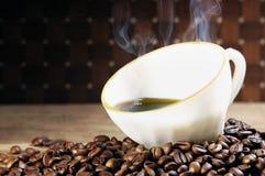 芳香咖啡 库存图片