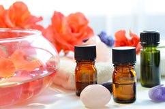 芳香疗法治疗 库存图片