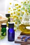 芳香疗法治疗 库存照片