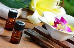 芳香疗法治疗 图库摄影