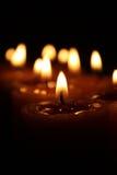 芳香蜡烛其他 免版税库存照片
