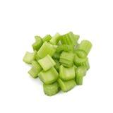 芹菜。 免版税库存照片