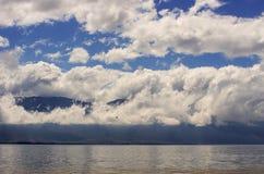 苍山洱海 库存图片