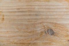 苍白木桌 库存图片