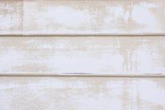 苍白板条木头 免版税库存照片