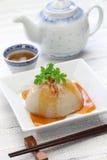 苍白的Ba, bawan,台湾兆饺子 免版税库存图片