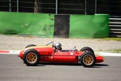 1960年苍鹭F1惯例1汽车 库存照片