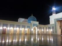 苏丹卡布斯清真寺苏哈尔 免版税库存照片
