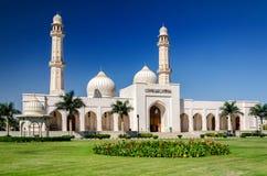 苏丹卡布斯盛大清真寺在塞拉莱 图库摄影