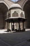 苏丹哈桑清真寺 库存图片
