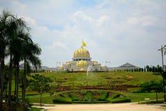 苏丹宫殿,吉隆坡,马来西亚 库存图片