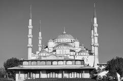 苏丹阿哈迈德清真寺, 免版税库存图片