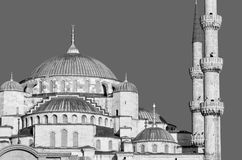苏丹阿哈迈德清真寺, 库存图片
