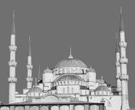 苏丹阿哈迈德清真寺, 库存照片