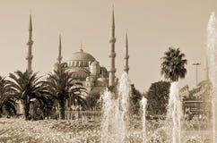 苏丹阿哈迈德清真寺 免版税图库摄影