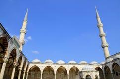 苏丹阿哈迈德清真寺 库存照片