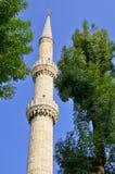苏丹阿哈迈德清真寺 免版税库存照片