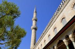苏丹阿哈迈德清真寺 库存图片